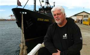 Captain Paul Watson