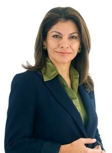 Costa Rican President Laura Chinchilla