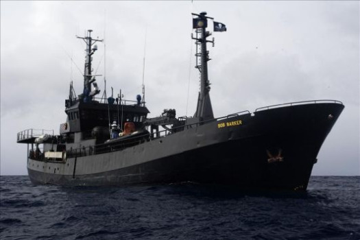 Sea Shepard_Bob Barker
