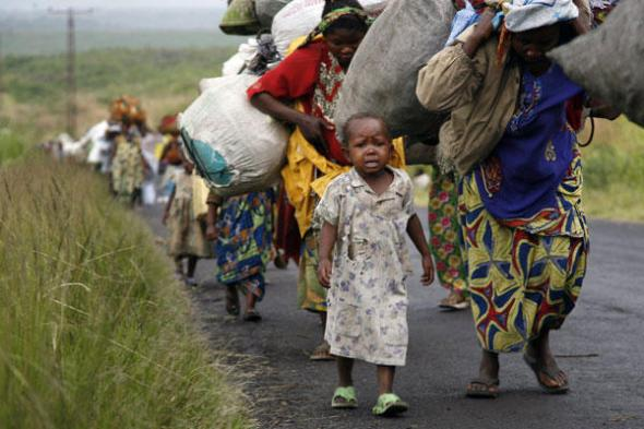 congo M99 displace thousands
