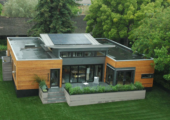 green home designs
