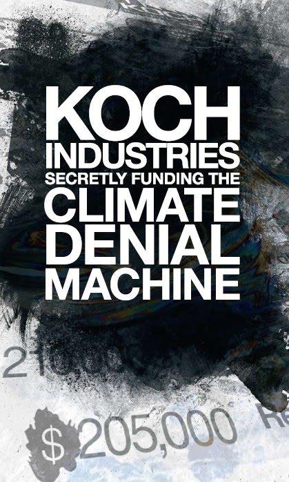 Koch 8 Climate Denial