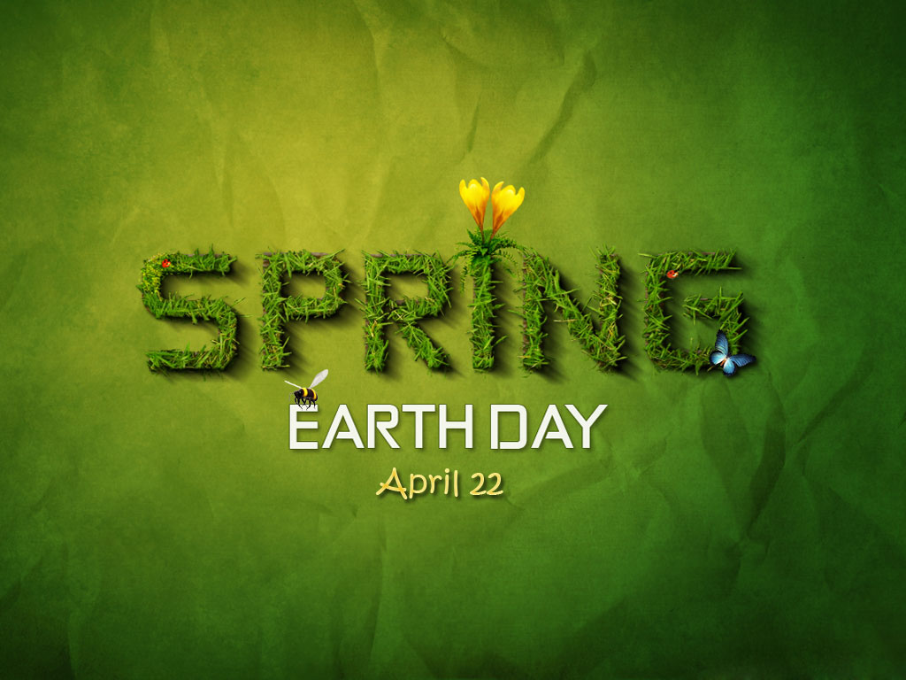 Environmentalism Chapter 33 April 22nd Earth Day Speak Up For