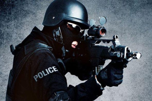 IARF- SWAT - POLICE WSJ