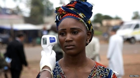 People in Mali are now being checked for Ebola symptoms.