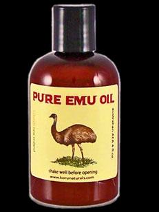 Emu Oil.